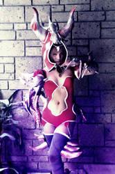 Dark Elf Queen Elena - Dragon Nest