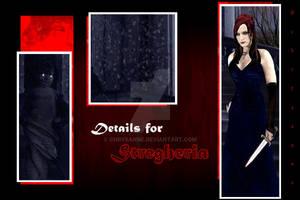 Stregheria - DETAILS