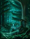 Legend Of Zelda - The Lost Woods