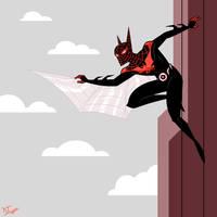 Ultimate Spider-Bat Beyond by dryponder