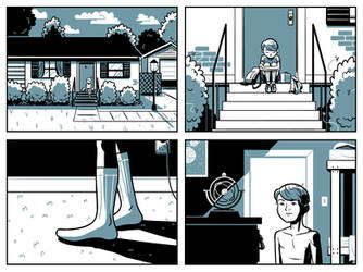 Something Terrible, Page 1. by dryponder