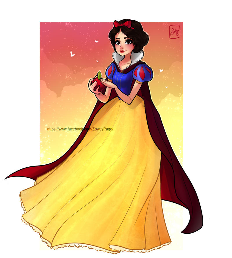 Snow White by Zow3y