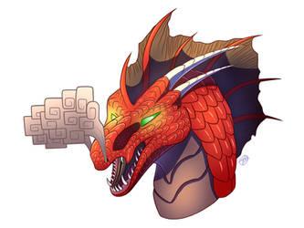 Glowy by Aid-the-dragon