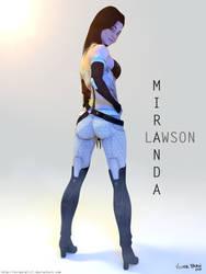Miranda Lawson Render