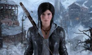 .:Rise of the Tomb Raider Blender Render:.