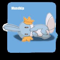 Mudkip Pokemon by XONesquikiOX
