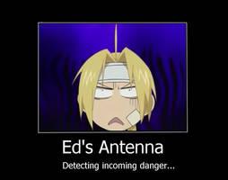 Ed's Antenna by FreakyFeline