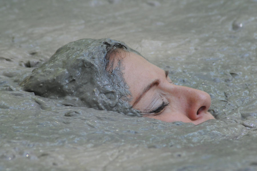 Quicksand photo DeviantArt Sliding_under_by_kenham1-d4dia8c