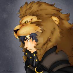 Commission | Rogue Lion