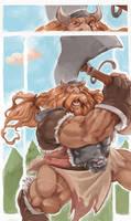 Dwarf by kofab
