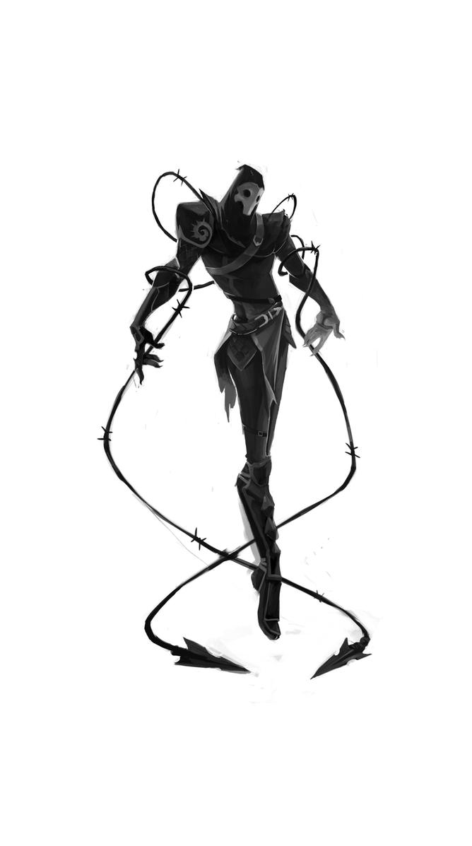 Mortal-Kombat Scorpion by kofab