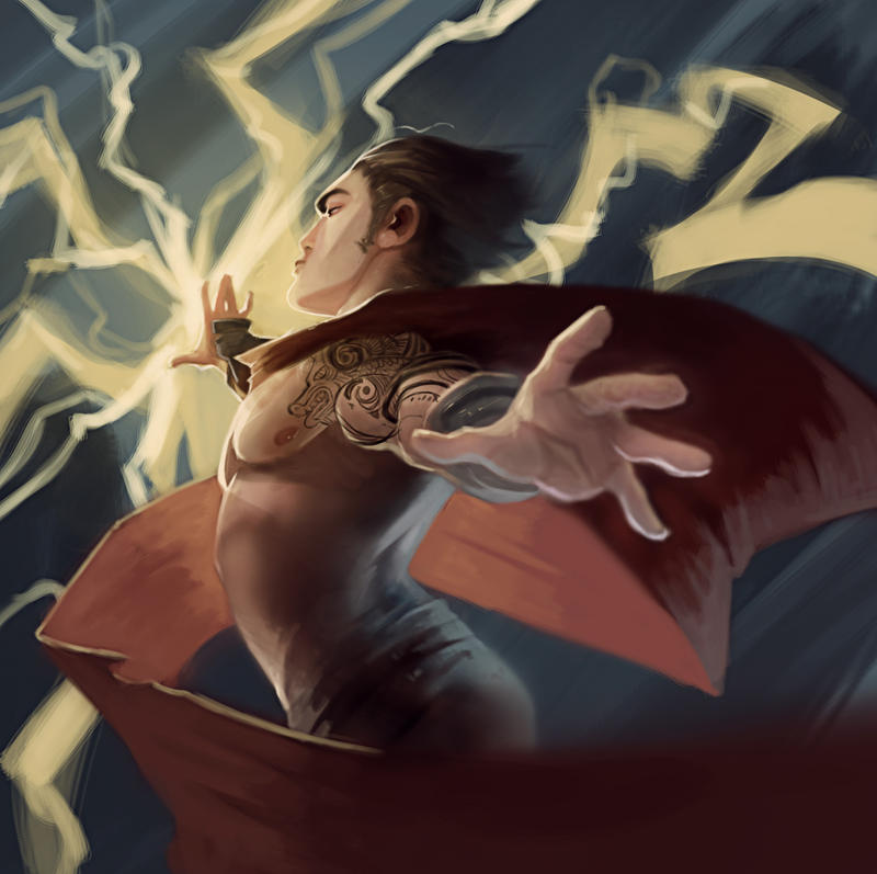 Thunder by kofab