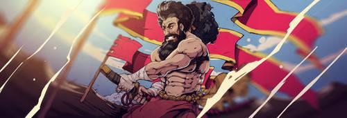 Samurai by kofab
