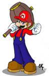 Mario - Hammer Time