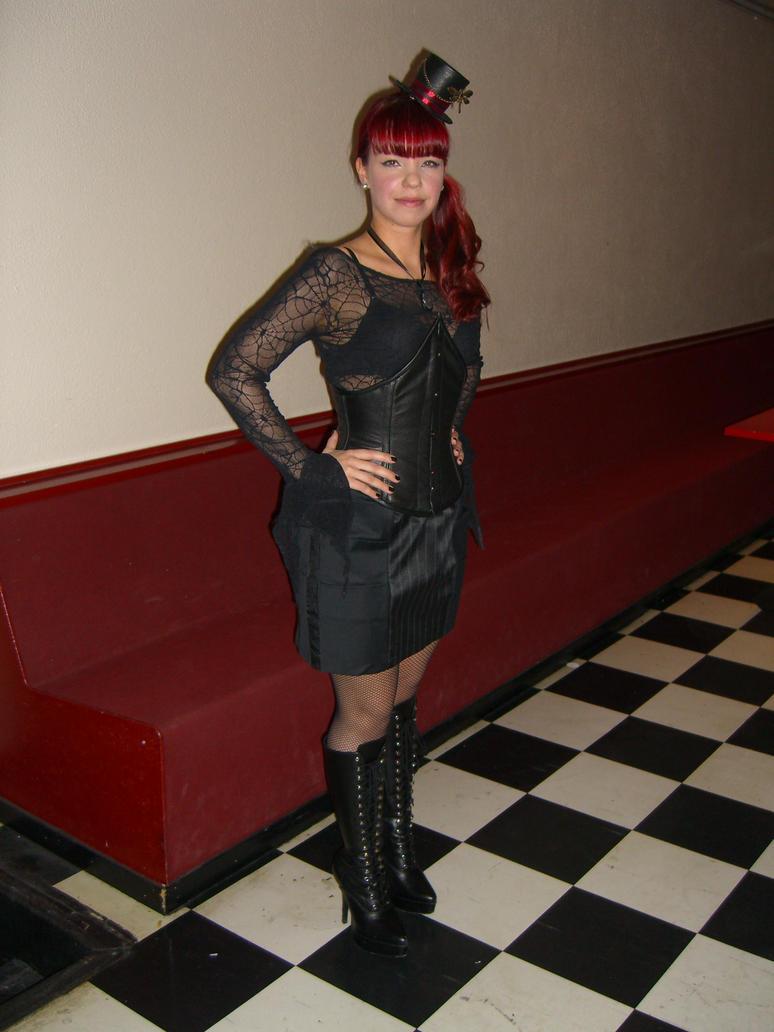 leather corsetmetsis on deviantart
