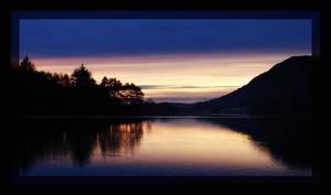 Generic Lake Sunset
