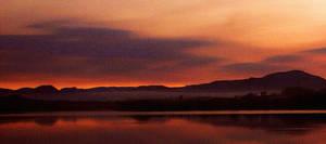 Sunrise on Canvas