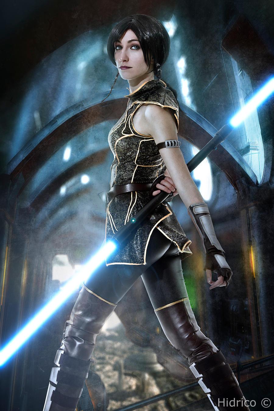 Satele Shan- Star Wars Old Republic by Hidrico
