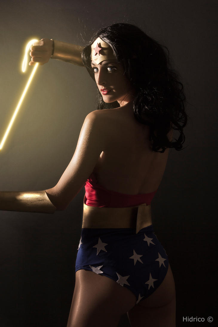 Wonder Woman-Quick edition by Hidrico