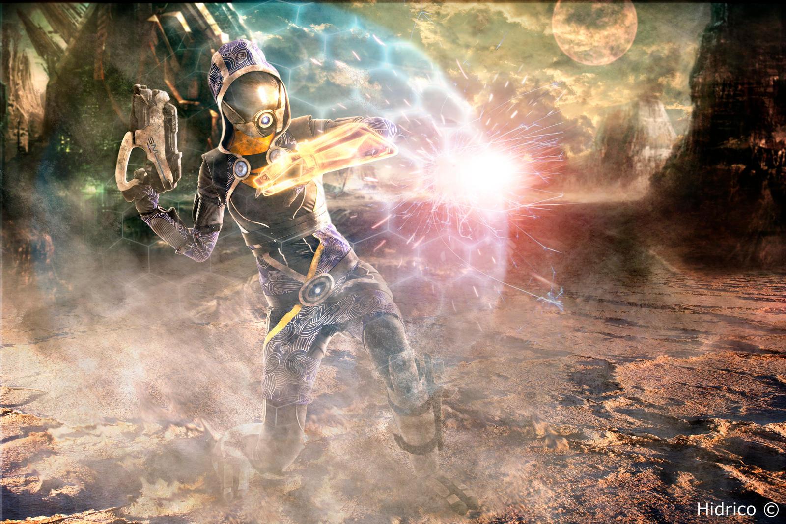 Uncharted Worlds- Mass Effect