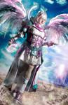 Winged Elyos- Aion