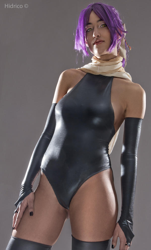 Yoruichi Photoshoot-Teaser by Hidrico