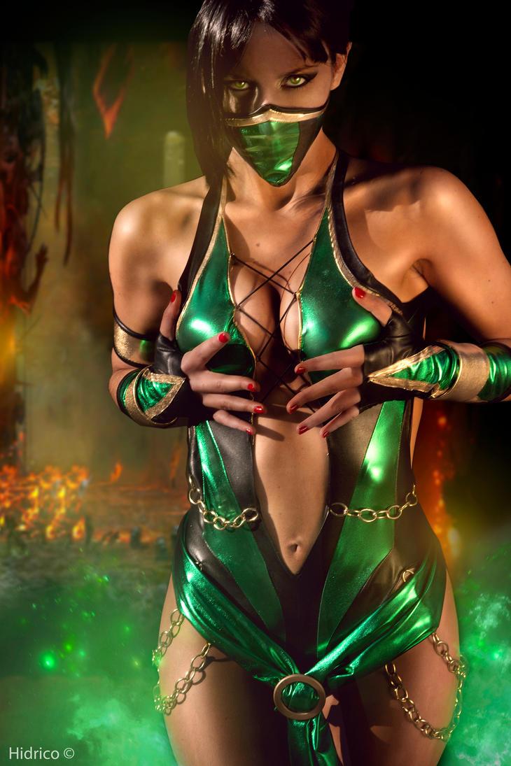 Jade- Fire born by Hidrico