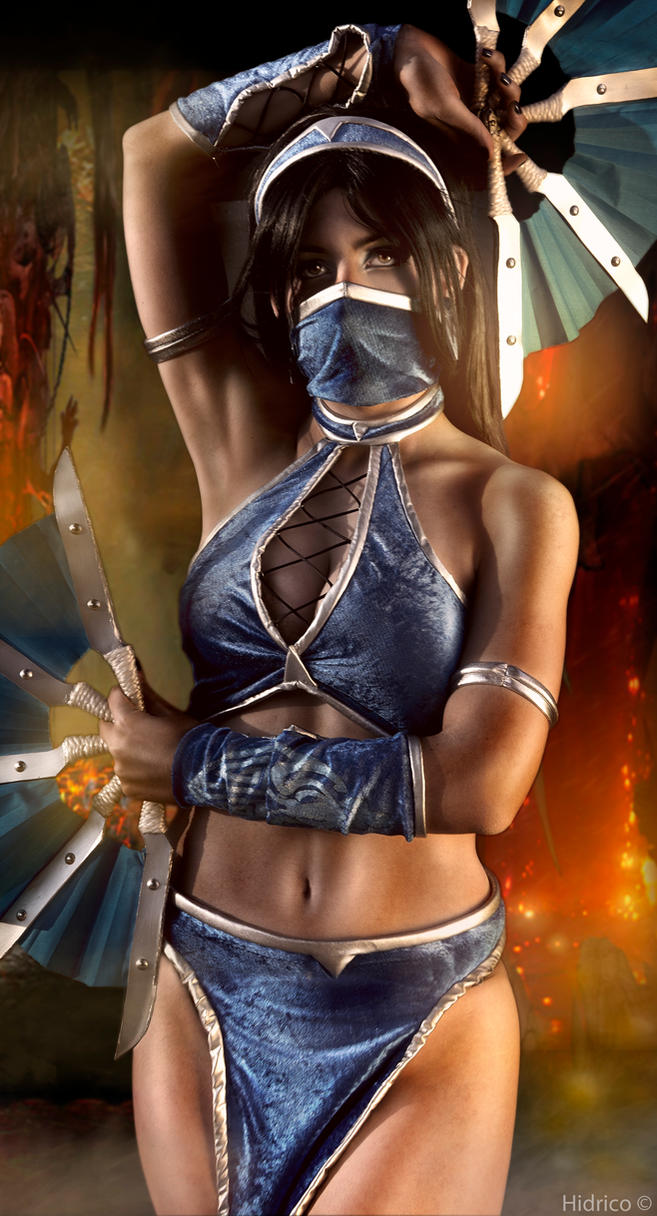 Kitana- MK9 full edition by Hidrico