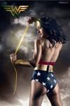 Wonder Woman- Movie poster