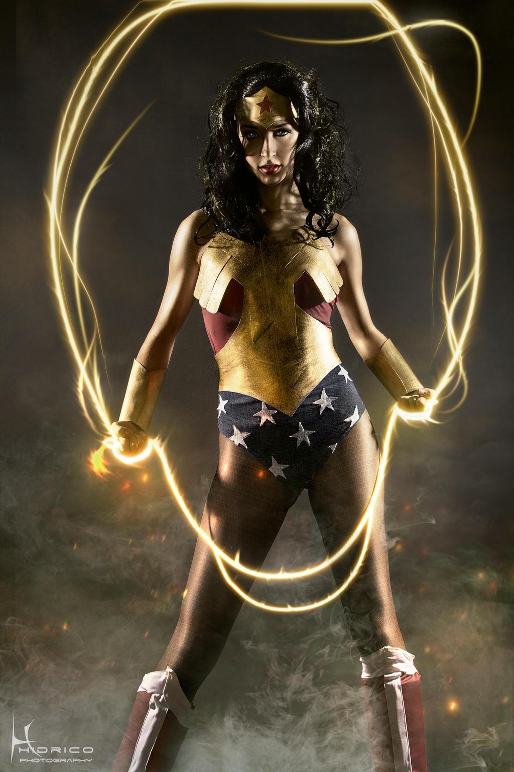 Wonder Woman- Movie poster 2 by Hidrico
