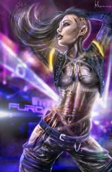 Purgatory Dance- Mass Effect 3 by Hidrico