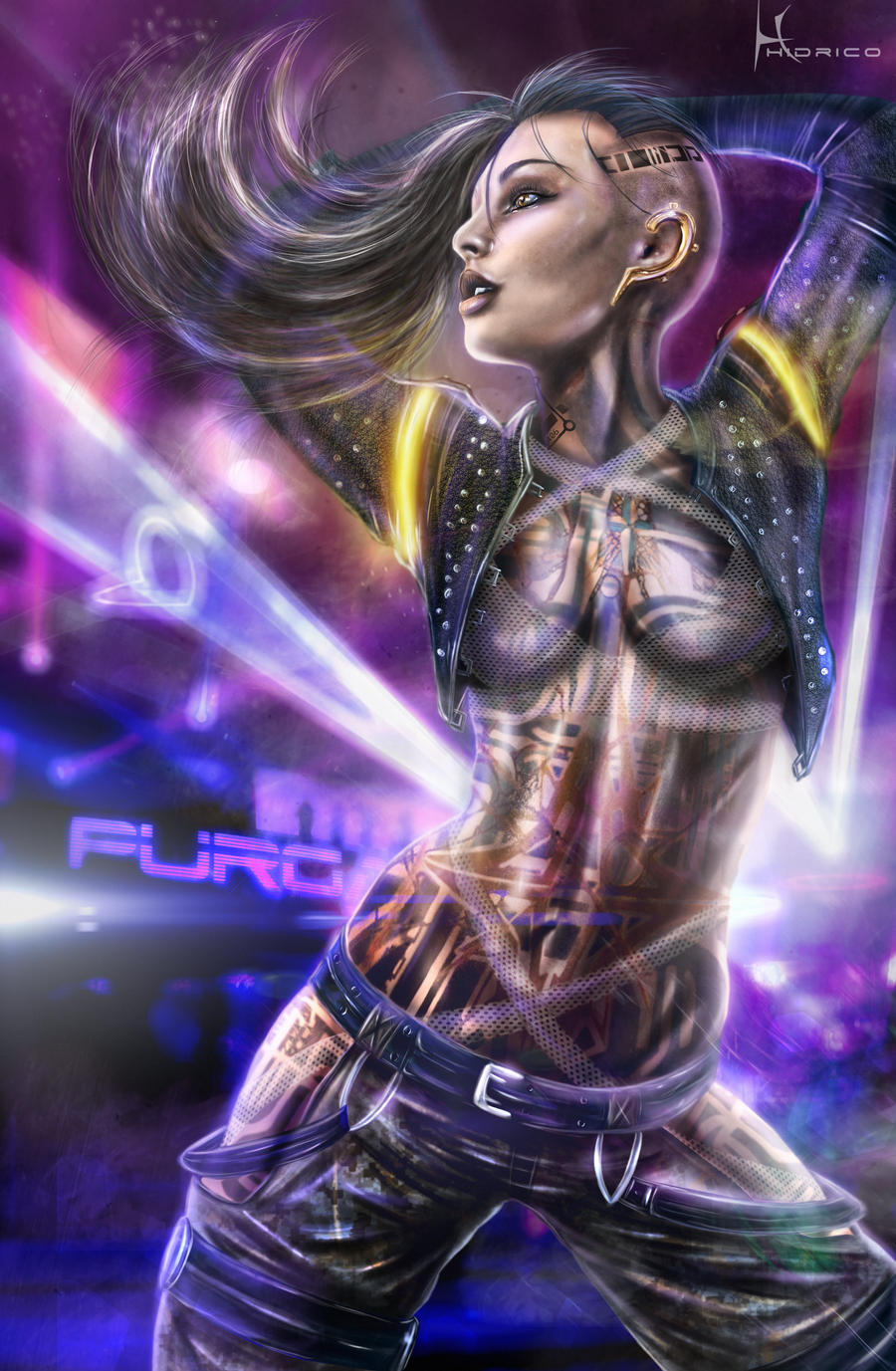 Mass effect edi crazy futa mix 10