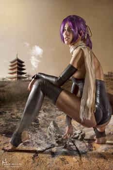 Yoruichi Photoshoot- 4