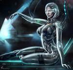 Convergence- EDI - Mass Effect 3 by Hidrico