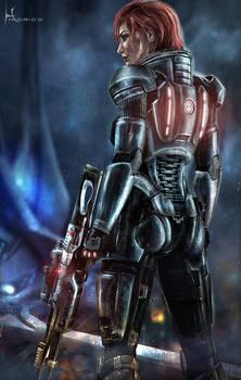 FemShepard - Mass Effect 3