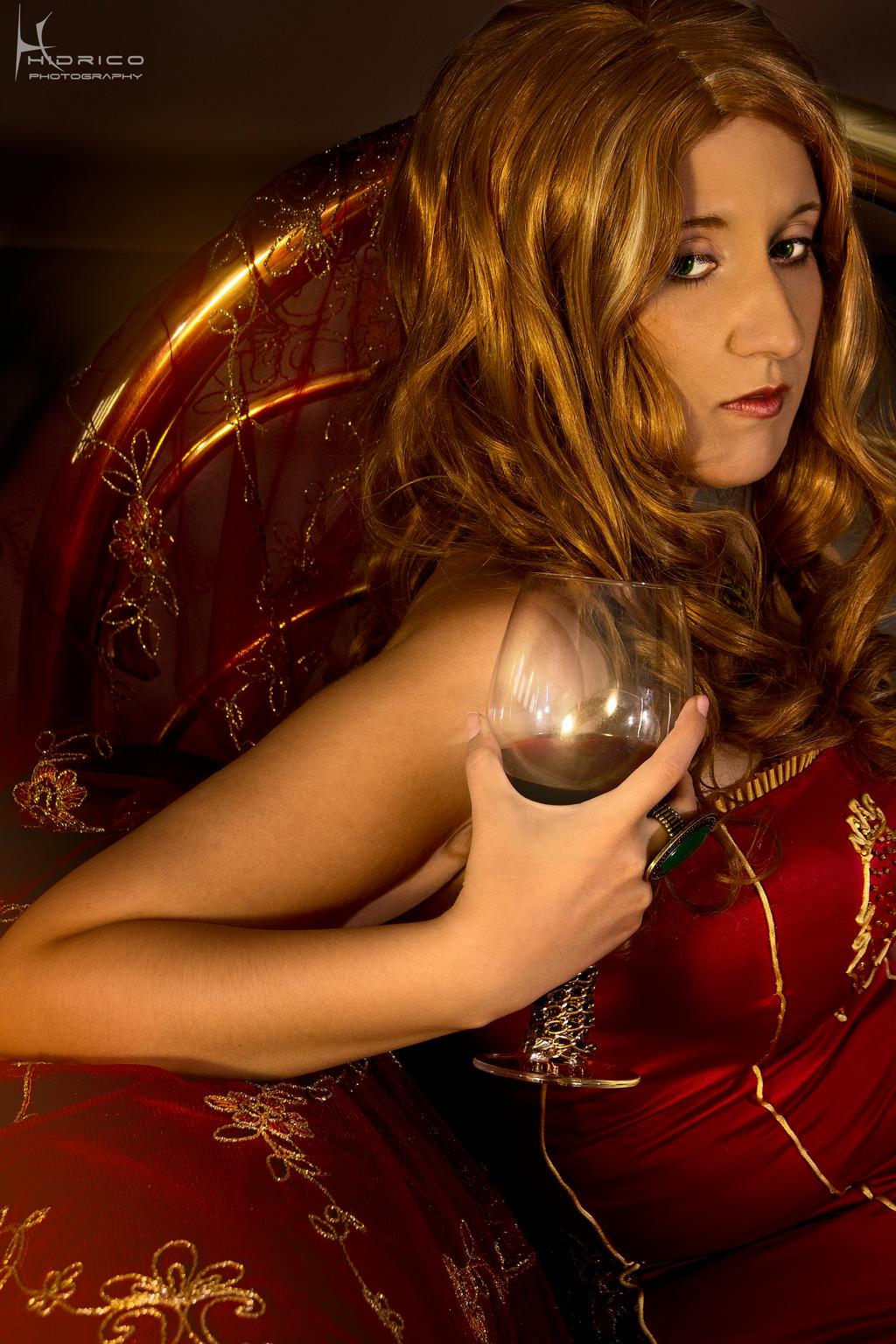Cersei Lannister- ASOIAF by Hidrico
