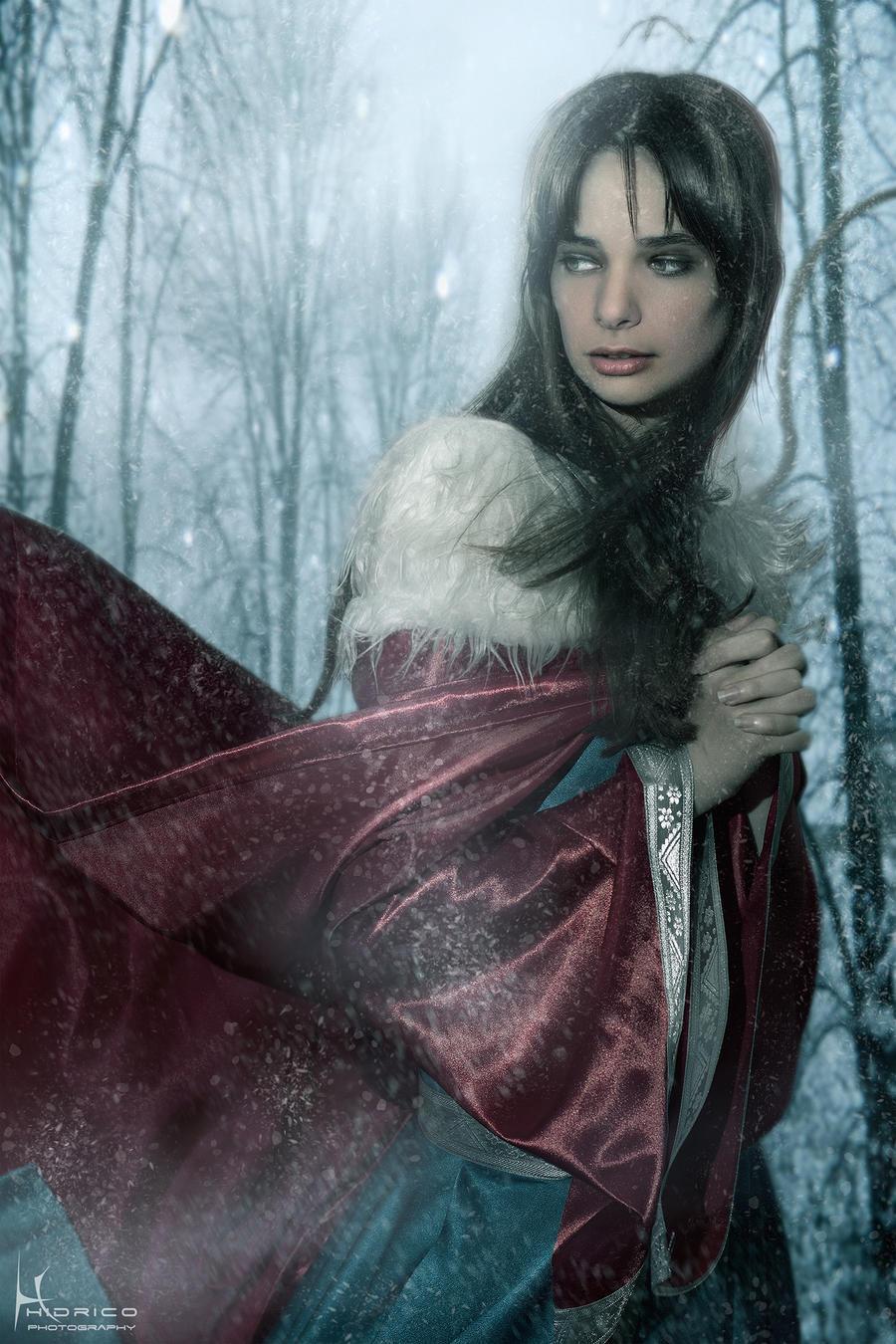 Catelyn Stark by Hidrico