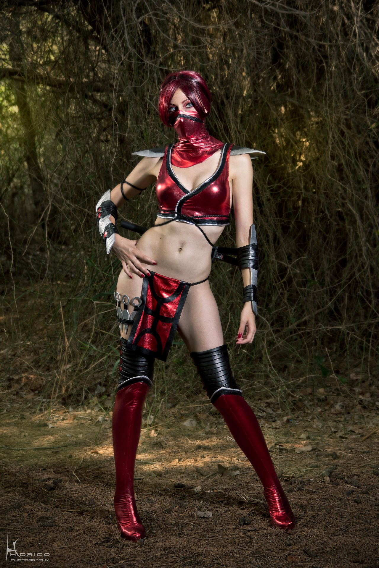 Skarlet - Mortal Kombat 9 by Hidrico