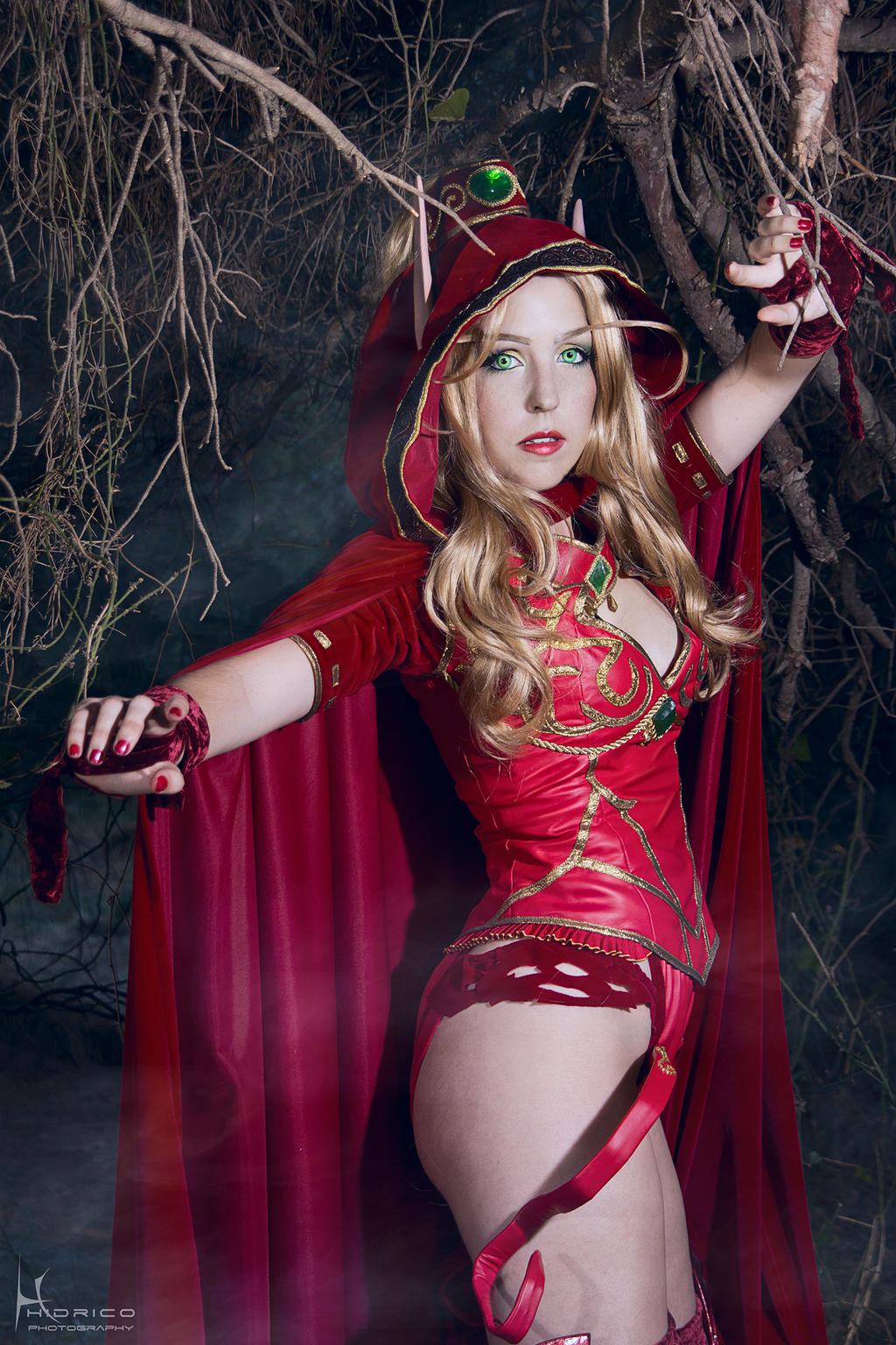 Valeera Sanguinar- World of Warcraft by Hidrico