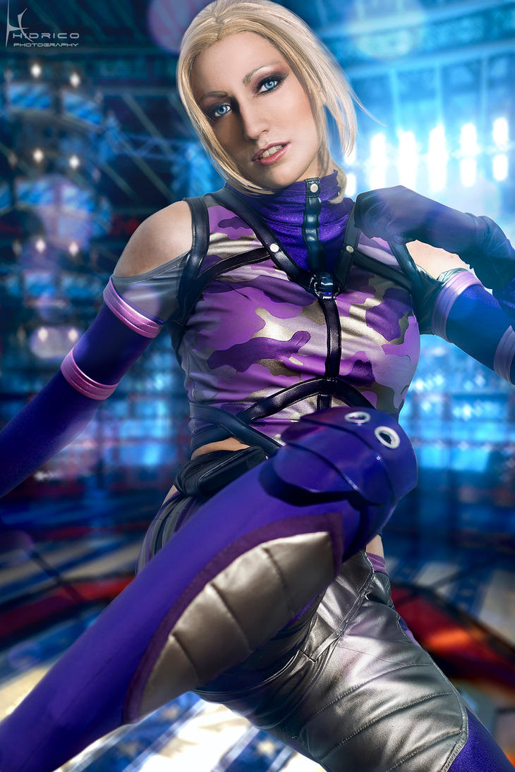 Nina Williams by Hidrico