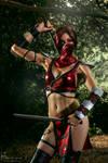 Skarlet - Mortal Kombat 9 - 2