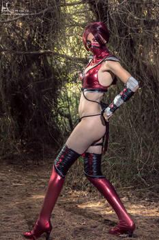 Skarlet - Mortal Kombat 9 - 4