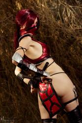 Skarlet - Mortal Kombat 9 - 5 by Hidrico