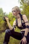 Sonya Blade - Mortal Kombat 9- II