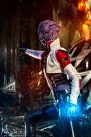 Take Omega Back - Mass Effect