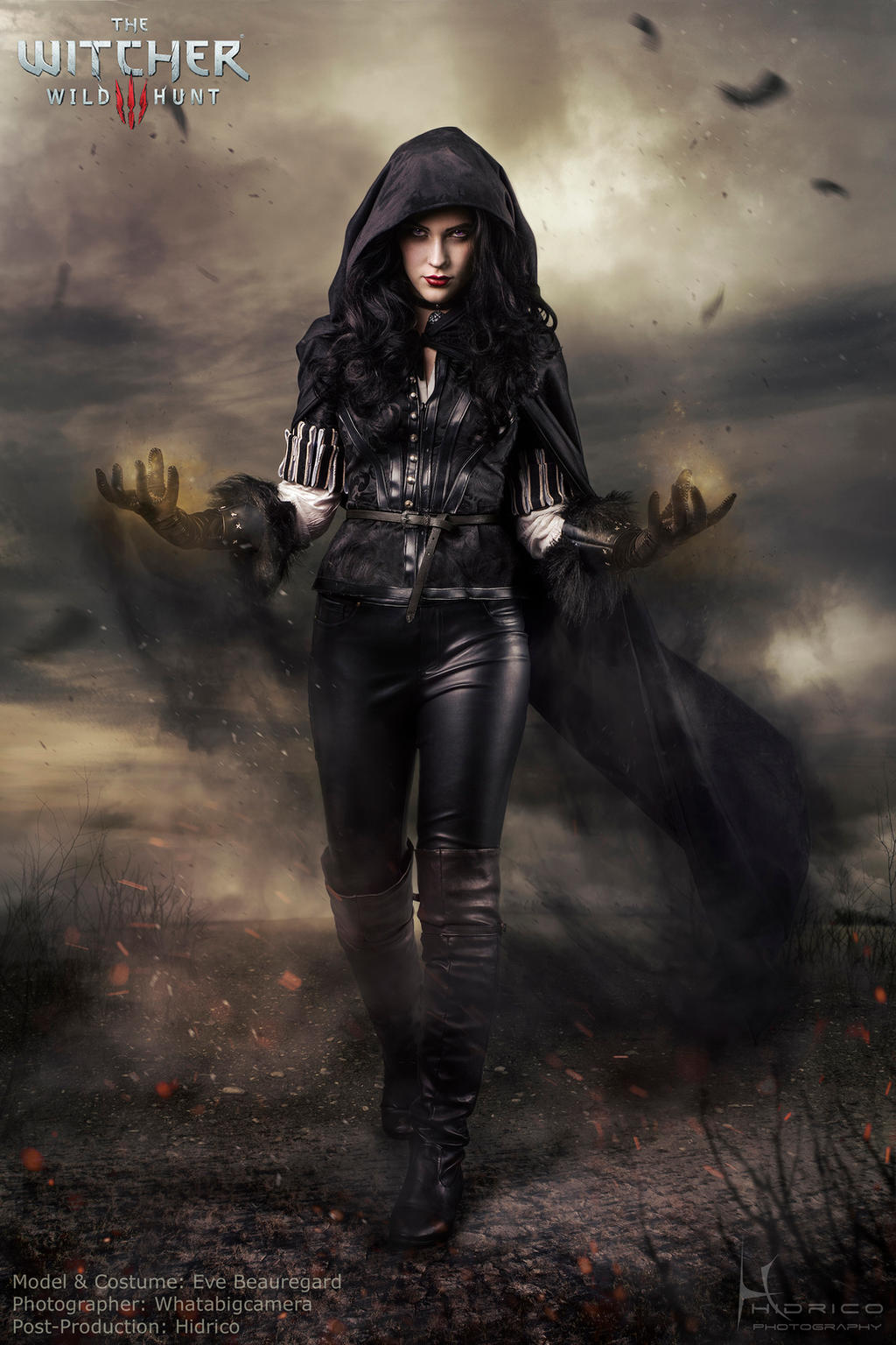 Yennefer of Vengerberg - The Witcher 3 by Hidrico