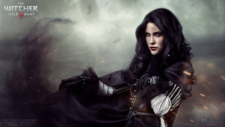 Yennefer of Vengerberg - Wild Hunt