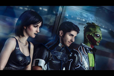Mass Effect: Into the Inevitable