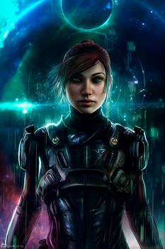 The Pathfinder - Sara Ryder