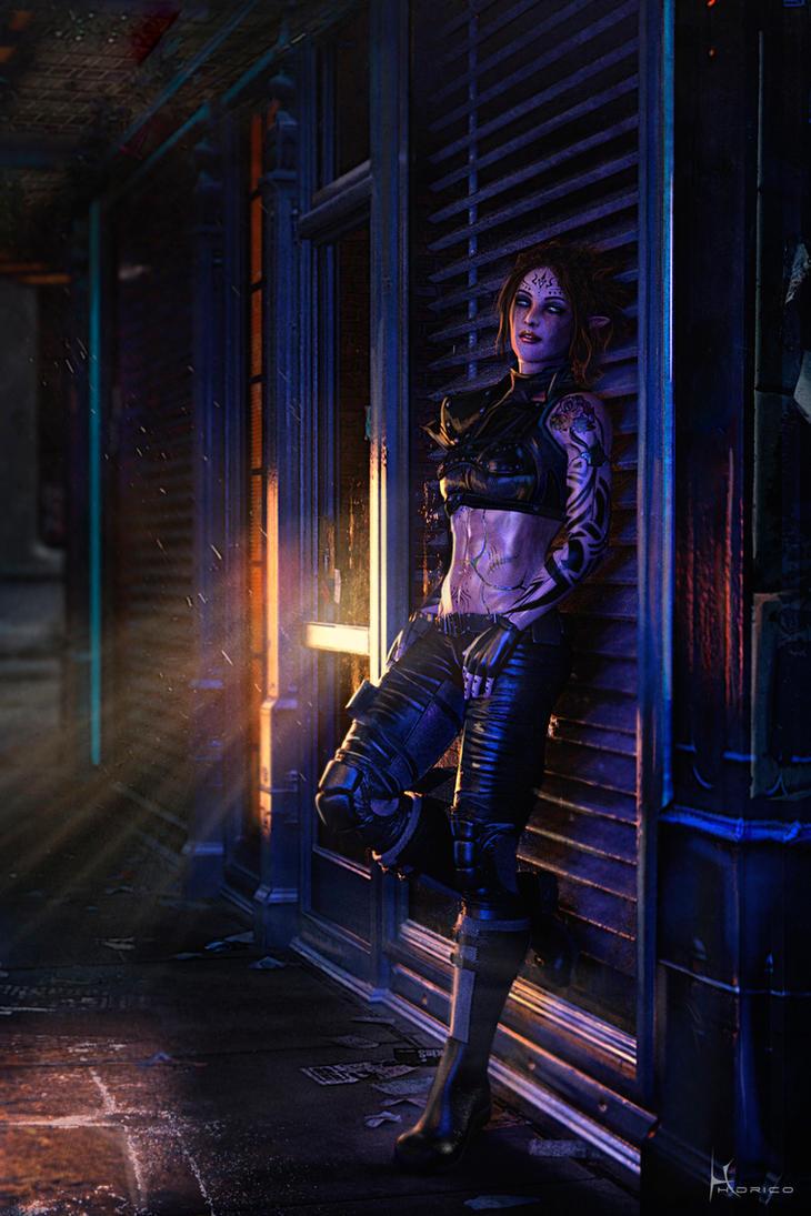 Shadowrun - II by Hidrico